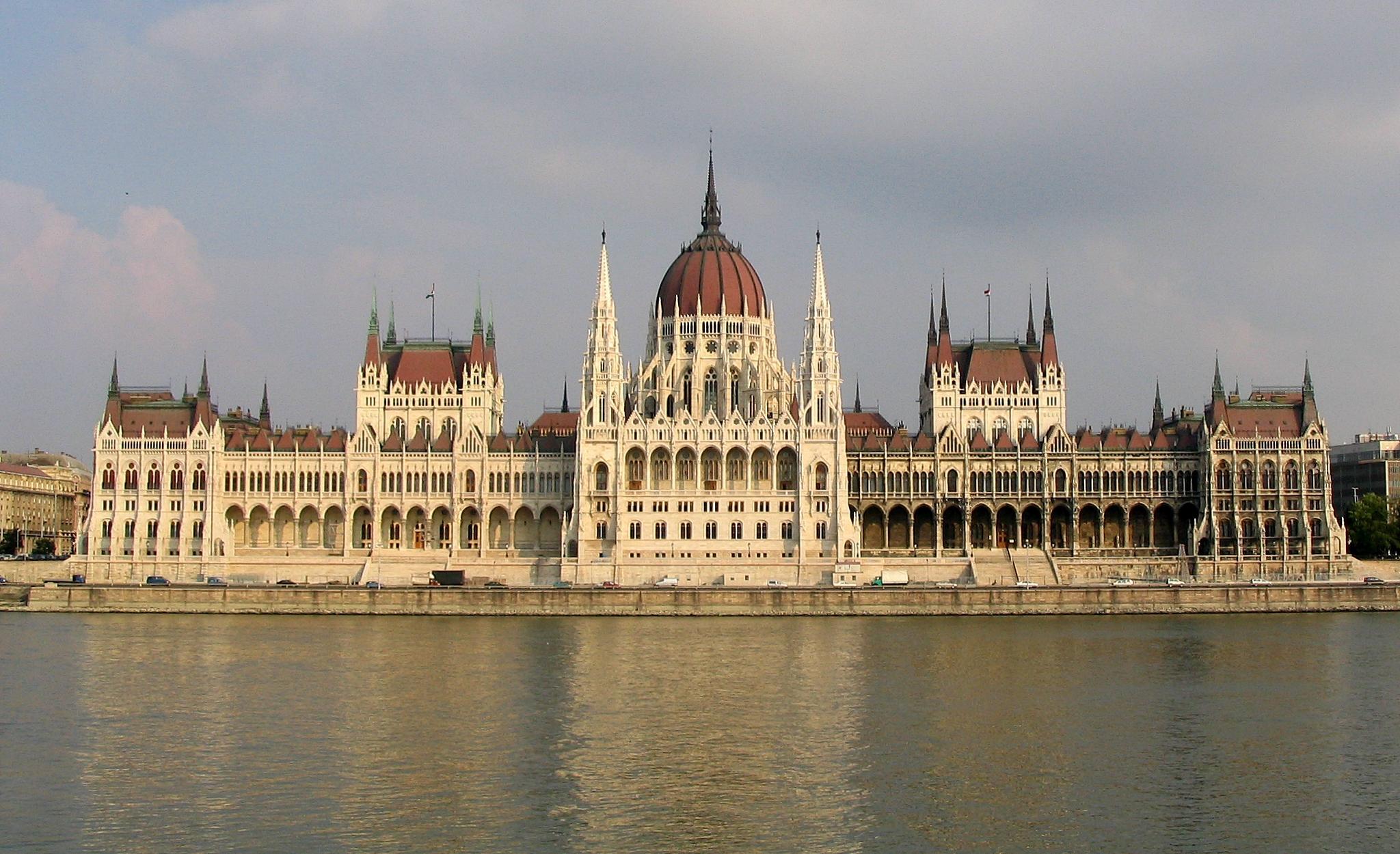 parlament budapeszt
